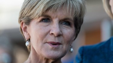 Foreign Minister Julie Bishop should not be harangued for bringing together all of Australia's head of missions for the first time.