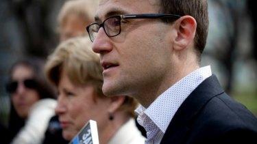 Greens MP Adam Bandt.