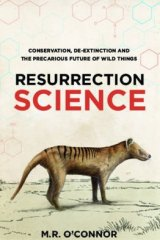 <i>Resurrection Science</i> by M.R. O'Connor.