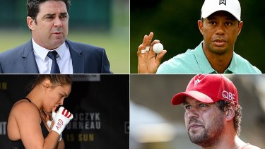 Mental health illnesses have been linked to several major sports stars and personalities.