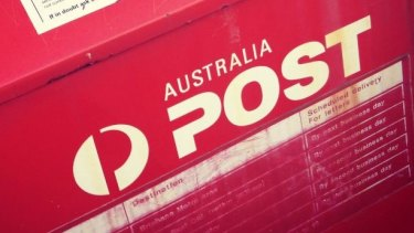 According to the Australia Post Customer Contact Centre, carding-related inquiries represented less than 1 per cent of calls this financial year.