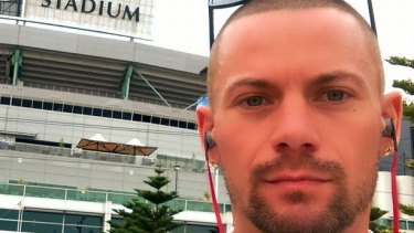 Martin Jaksic is accused of infecting his former partner with HIV.