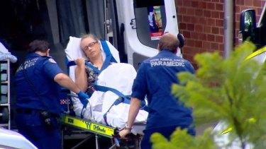 A teacher, Carolyn Cox, was stabbed at Bonnyrigg High School.