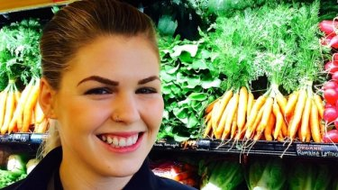 Cancer fraud Belle Gibson.