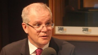 "Scott Morrison said the government's budget rules mean any new spending ""must be fully offset""."