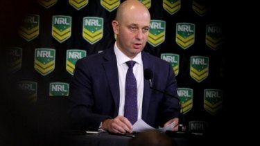 Todd Greenberg: The NRL chief executive says rugby league aims to have a women's league within five years.