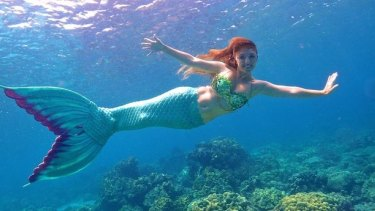 Now there's a story: Canberra holidaymaker Nigel was abducted by nymphomaniacal mermaids as he took his dawn dip at Broulee.