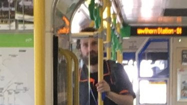Police are looking for a man who sexually assaulted a woman on board a route 75 Burwood tram at 6.30pm on Monday, October 10 last year. The tram was travelling on Burwood Highway between Burwood and Hawthorn when a woman was assaulted. She got off at Hawthorn station while the man remained on the Melbourne-bound tram.