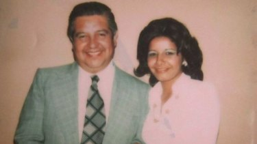 Manuel Contreras and Adriana Rivas.
