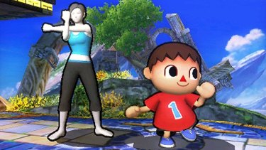 Quirky picks: as characters from non-violent games, fighters like Wii Fit Trainer and Villager have some interesting combat options.