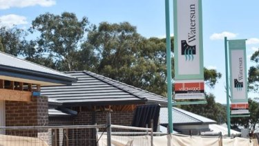 Watersun Homes display houses in Bendigo.