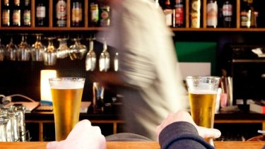 Excessive alcohol use remains our biggest drug problem, the Australian Institute of Health and Welfare warns.