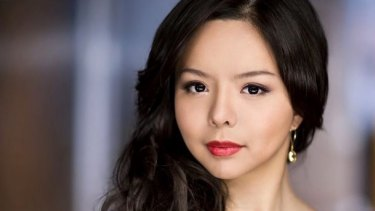 Anastasia Lin says her human rights advocacy work as Miss World Canada has resulted in threats being made against her father in China.