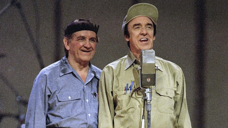 Jim Nabors Who Played Tv S Hapless Hayseed Gomer Pyle Dies At 87 When stan cadwallader was young, he worked as a firefighter in honolulu, hawaii. hapless hayseed gomer pyle dies
