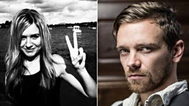 Tragic death: Helena Curic and Derek Kehler.