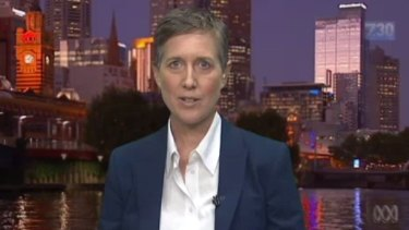 """ACTU boss Sally McManus attracted controversy by opposing """"unfair"""" laws on industrial action."""