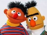 Bert and Ernie: The ultimate flatmates.