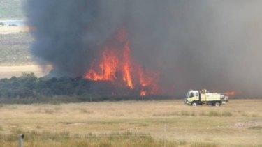 The Esperance fires burnt through more than 300,000 hectares