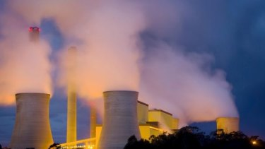 The government is sitting on almost one year's worth of national greenhouse pollution data.