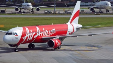 An AirAsia plane has been missing since Sunday.