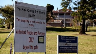 Barrett Adolescent Centre was closed under the previous Queensland government.