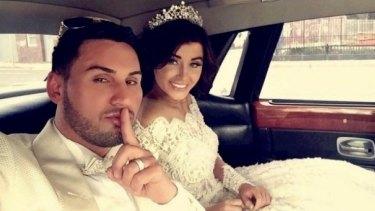 The flamboyant wedding of Salim Mehajer and his bride Aysha.