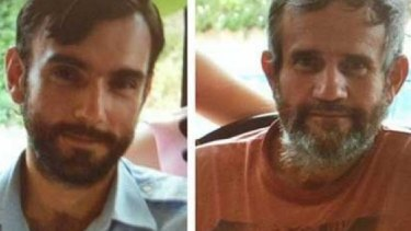 Mark and Gino Stocco, are awaiting sentencing in NSW after pleading guilty to the murder of a caretaker and a string of other offences.