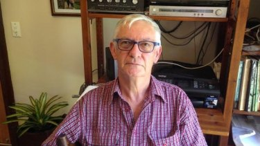 Mark Rogers, a Sydney grandfather of two, has won his battle against the Australian Government Solicitor over his 'save Medicare' website and its use of the Medicare logo.