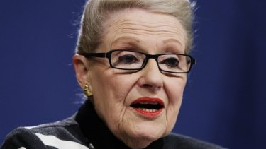 Bronwyn Bishop's belated, incomplete and politically convenient apology falls short.
