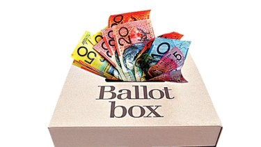 The rules on political donations are set to get tighter.