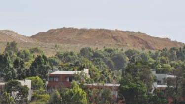 The Lilydale quarry is one day set to contain 2500 houses.