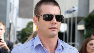 Ben Cousins is thought to have been taken to hospital after an incident in Canning Vale this morning