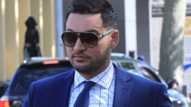 A tribunal had found Salim Mehajer had failed to declare he owned a property when voting on a change to council planning codes that would have increased its value by an estimated $1 million.