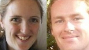 Died: Katrina Dawson and Tori Johnson died in the the siege at the Lindt cafe.