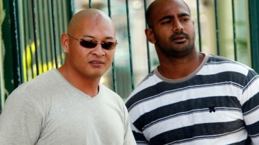 Andrew Chan and Myuran Sukumaran could be sent to the execution island of Nusakambangan this week.