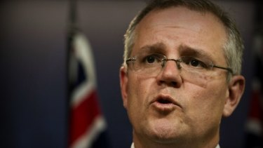 Then immigration minister Scott Morrison ordered that 10 Save the Children staff be taken off Nauru, accusing them of orchestrating detainee protests.