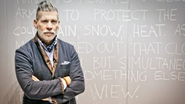 Nickelson Wooster sets the sartorial bar at 55.