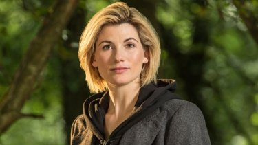 Jodie Whittaker will be the series' first female Doctor when the new season airs later this year.