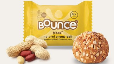 """Bounce Australia CEO Stephen Hamilton says """"high in energy"""" does not necessarily mean """"high in kilojoules""""."""