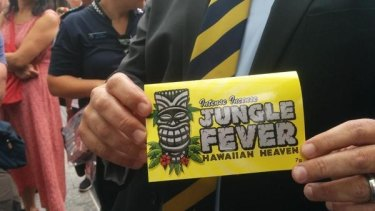 Police have wrapped up an operation targeting the sale of synthetic cannabis, including Jungle Fever, in adult stores across Queensland.