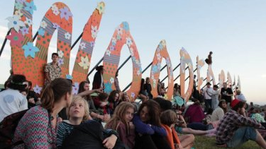 Tickets to this year's Woodford Folk Festival will be capped, and they will also be more expensive.