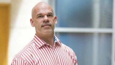 Former head of the Digital Transformation Agency Paul Shetler.