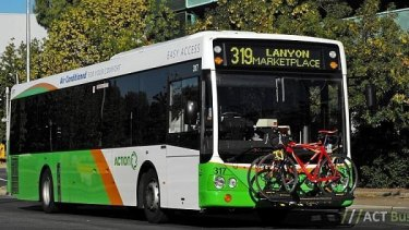 The Greens would push for clean energy buses.