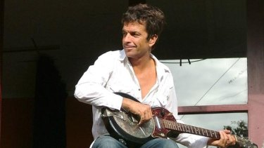 James Cruickshank was a guitarist for ARIA-winning band The Cruel Sea.