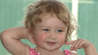 Skye Sassine, who was killed in a motor vehicle accident on New Year's Eve 2009.