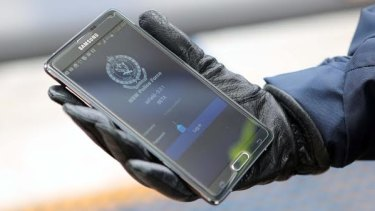 NSW Police is testing cloud-based mobile access to databases for background checks.