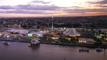 The Night Companion, which would later be called the Skyneedle, took pride of place at Expo '88.