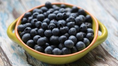 Blueberries may help prevent Alzheimer's disease.