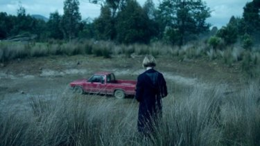 The Kettering Incident: Chloe's red ute mysteriously appears.