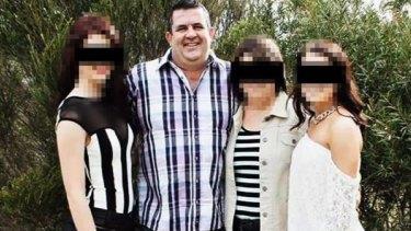 Stephen John Grott was sentenced to three years in jail for stalking.